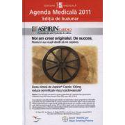 Agenda Medicala 2011 - Editie cartonata