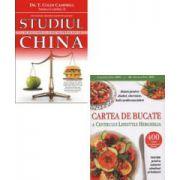 Colectia Alimentatie Sanatoasa - Studiul China si Cartea de bucate a centrului Lifestyle Herghelia
