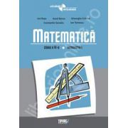 Matematica - auxiliar pentru clasa a 6-a, semestrul 1