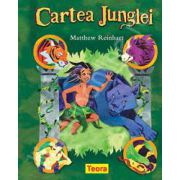 Cartea Junglei, carte 3D
