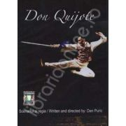 Don Quijote - Teatru in regia lui Dan Puric (DVD)