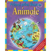Primul atlas ilustrat. Animalele
