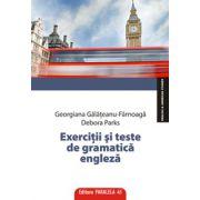 Exercitii si teste de gramatica engleza - timpurile verbale, Editia a XIII-a