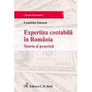 Expertiza contabila in Romania - Teorie si practica