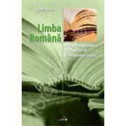 Limba romana. Culegere aplicativa de exercitii si teme pentru clasa a IV-a
