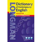 Longman - Dictionary of Contemporary English. For advanced learners