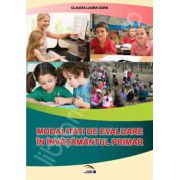 Modalitati de evaluare in invatamantul primar