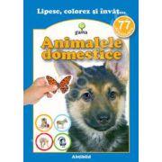 Animalele domestice (77 autocolante)