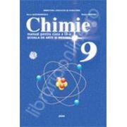 Chimie manual pentru clasa a IX-a (Scoala de arte si meserii)