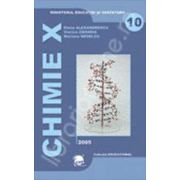 Chimie manual pentru clasa a X-a