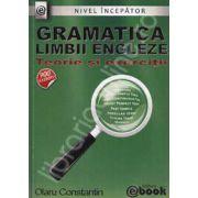 Gramatica limbii engleze - Teorie si exercitii (900 de exercitii)