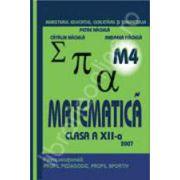 Matematica M4 manual pentru clasa a XII-a