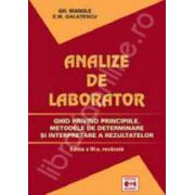 Analize de laborator