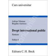 Drept international public. Sinteze - Editia 6