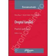 Dreptul familiei. Practica judiciara, ed. a 2-a