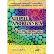 Chimie anorganica. Subiecte practice pentru elevi si studenti