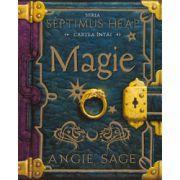 Cartea intai. Magie - Septimus Heap
