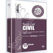Noul cod civil. Republicat Iulie 2011 - Ad litteram