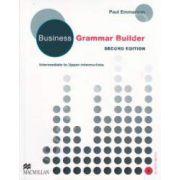 Business Grammar Builder Intermediate to Upper-Intermediate with CD
