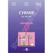 Chimie clasele VII-VIII. Olimpiade municipale, judetene, nationale