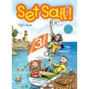 Curs pentru limba engleza Set Sail 3 manualul elevului