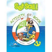 Curs pentru limba engleza Set Sail 4 caietul elevului