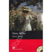 Daisy Miller Level 4 (Pre-intermediate - about 1400 basic words) with CD