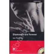 Diamonds are Forever Level 4 Pre-Intermediate with CD
