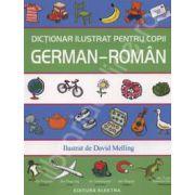 Dictionar ilustrat pentru copii German-Roman