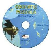 Educatie muzicala, clasa a IV-a - CD