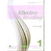 Effective Reading. Elementary 1