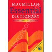 Essential Dictionary. Includes Cd-rom