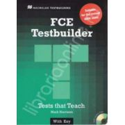First Certificate Testbuilder with Key with 2 CDs