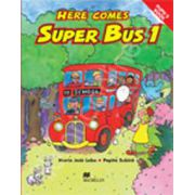 Here Comes Super Bus 1. Activity Book