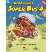 Here Comes Super Bus level 4. Pupil's Book