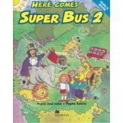 Here comes Super Bus level 2. Pupil's Book