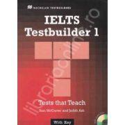 IELTS Testbuilder 1 (Test that Teach) with key+CD