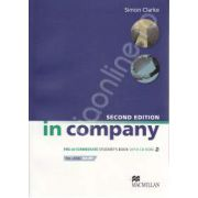 In Company Second Edition Pre intermediate. Student's Book with CD-rom