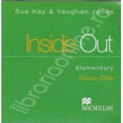 Inside Out Elementary Class CDs (2 cd-uri)