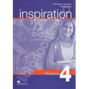 Inspiration Workbook level 4