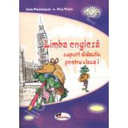 Limba engleza. Suport didactic pentru clasa I
