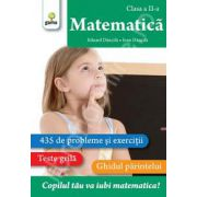 Matematica clasa a II-a. 435 de probleme si exercitii