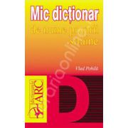 Mic dictionar de nume proprii straine