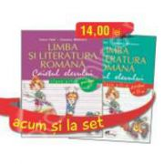 Set caiete de Limba romana pentru clasa a II-a (semestrele I si II) - Cleopatra Mihailescu, Tudora Pitila