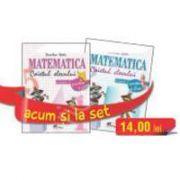 Set caiete de Matematica pentru clasa a I-a (semestrele I si II) - Dumitra Radu, Celina Iordache