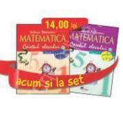 Set caiete de Matematica pentru clasa a I-a (semestrele I si II) - Victoria Padureanu