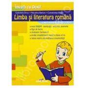 Limba si literatura romana, caiet pentru clasa a IV-a
