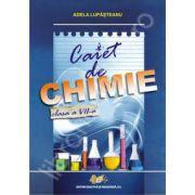 Caiet de chimie pentru clasa a VII-a