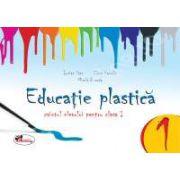 Educatie plastica pentru clasa I (caiet format mic) editia a II-a