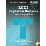 LCCI English for Business with CD. Level 2 Testbuilder